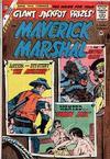 Cover for Maverick Marshal (Charlton, 1958 series) #4