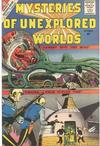 Cover for Mysteries of Unexplored Worlds (Charlton, 1956 series) #20