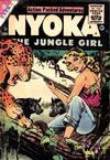 Cover for Nyoka the Jungle Girl (Charlton, 1955 series) #17
