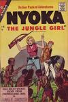 Cover for Nyoka the Jungle Girl (Charlton, 1955 series) #20
