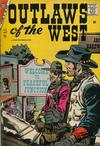 Cover for Outlaws of the West (Charlton, 1957 series) #12