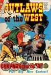 Cover for Outlaws of the West (Charlton, 1957 series) #31