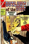 Cover for Outlaws of the West (Charlton, 1957 series) #43
