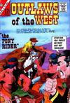 Cover for Outlaws of the West (Charlton, 1957 series) #50