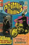 Cover for Primus (Charlton, 1972 series) #4