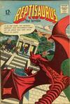 Cover for Reptisaurus Special Edition (Charlton, 1963 series) #1