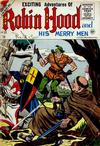 Cover for Robin Hood and His Merry Men (Charlton, 1956 series) #30