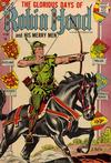 Cover for Robin Hood and His Merry Men (Charlton, 1956 series) #34