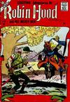 Cover for Robin Hood and His Merry Men (Charlton, 1956 series) #35