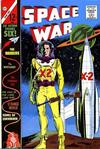 Cover for Space War (Charlton, 1959 series) #22