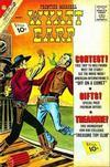 Cover for Wyatt Earp Frontier Marshal (Charlton, 1956 series) #40