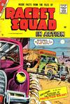 Cover for Racket Squad in Action (Charlton, 1952 series) #25
