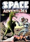 Cover for Space Adventures (Charlton, 1952 series) #2