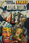 Cover for Space Adventures (Charlton, 1952 series) #10
