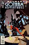 Cover for Batman: Gotham Adventures (DC, 1998 series) #10