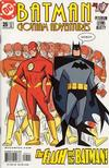 Cover for Batman: Gotham Adventures (DC, 1998 series) #25