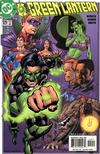 Cover for Green Lantern (DC, 1990 series) #129 [Direct Sales]