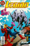 Cover for Legion of Super-Heroes (DC, 1989 series) #73