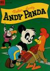 Cover for Walter Lantz Andy Panda (Dell, 1952 series) #20