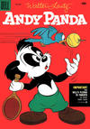 Cover for Walter Lantz Andy Panda (Dell, 1952 series) #31