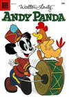 Cover for Walter Lantz Andy Panda (Dell, 1952 series) #32