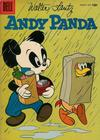 Cover for Walter Lantz Andy Panda (Dell, 1952 series) #39