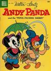 Cover for Walter Lantz Andy Panda (Dell, 1952 series) #41