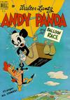 Cover for Four Color (Dell, 1942 series) #258 - Walter Lantz Andy Panda and the Balloon Race