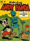 Cover for Four Color (Dell, 1942 series) #280 - Walter Lantz Andy Panda in the Isle of Mechanical Men