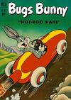 Cover for Four Color (Dell, 1942 series) #355 - Bugs Bunny Hot-Rod Hare