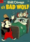 Cover for Four Color (Dell, 1942 series) #564 - Walt Disney's Li'l Bad Wolf