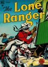 Cover for The Lone Ranger (Dell, 1948 series) #8