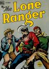 Cover for The Lone Ranger (Dell, 1948 series) #15