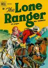 Cover for The Lone Ranger (Dell, 1948 series) #29