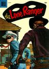 Cover for The Lone Ranger (Dell, 1948 series) #91