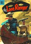 Cover for The Lone Ranger (Dell, 1948 series) #92