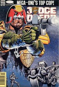 Cover Thumbnail for Judge Dredd (Fleetway/Quality, 1987 series) #59