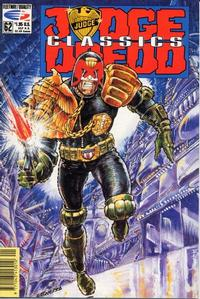 Cover Thumbnail for Judge Dredd Classics (Fleetway/Quality, 1991 series) #62