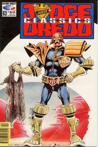 Cover Thumbnail for Judge Dredd Classics (Fleetway/Quality, 1991 series) #63