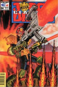 Cover Thumbnail for Judge Dredd Classics (Fleetway/Quality, 1991 series) #64