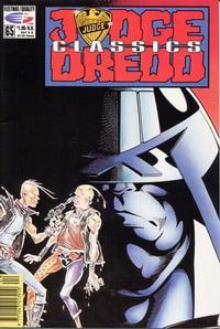 Cover Thumbnail for Judge Dredd Classics (Fleetway/Quality, 1991 series) #65