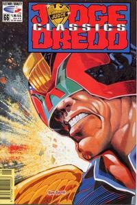 Cover Thumbnail for Judge Dredd Classics (Fleetway/Quality, 1991 series) #66