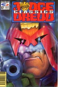 Cover Thumbnail for Judge Dredd Classics (Fleetway/Quality, 1991 series) #67