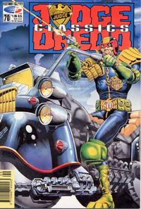 Cover Thumbnail for Judge Dredd Classics (Fleetway/Quality, 1991 series) #70