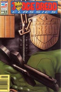 Cover Thumbnail for Judge Dredd Classics (Fleetway/Quality, 1991 series) #74