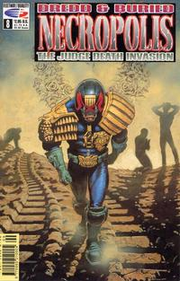 Cover Thumbnail for Necropolis: The Judge Death Invasion (Fleetway/Quality, 1991 series) #8