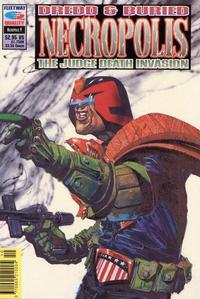 Cover Thumbnail for Necropolis: The Judge Death Invasion (Fleetway/Quality, 1991 series) #9