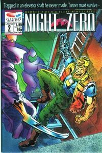 Cover Thumbnail for Night Zero (Fleetway/Quality, 1990 series) #2