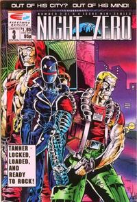 Cover Thumbnail for Night Zero (Fleetway/Quality, 1990 series) #3