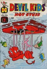 Cover Thumbnail for Devil Kids Starring Hot Stuff (Harvey, 1962 series) #21